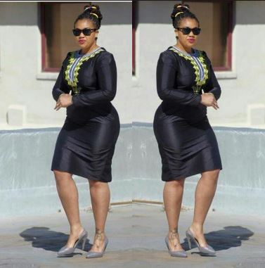 f5801677de8 Black Dashiki Kaftan Dress - AFRICA BLOOMS