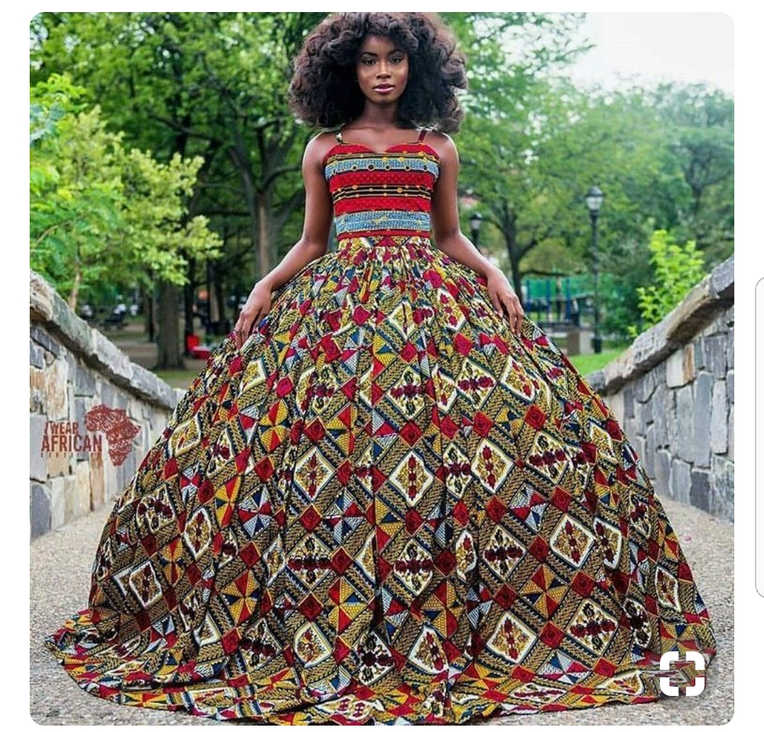 Beautiful African Print Dress Dashiki Dress For Women Sale Africa