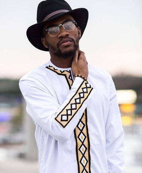 African Tribal Mens Clothing White Dashiki Mens Fashion Africa Blooms