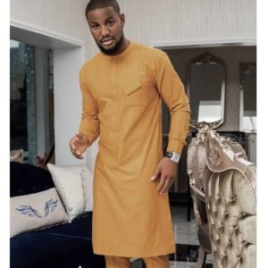 b35771a35 Latest African Wear for Men Wedding   Traditional African Attire   Shirt &  Pants