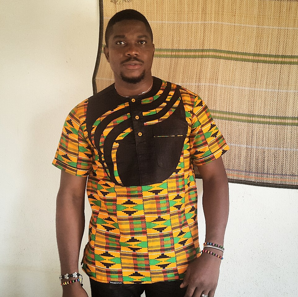 Black Kente Dashiki Shirt Buy African Shirts Dashiki Shop Africa