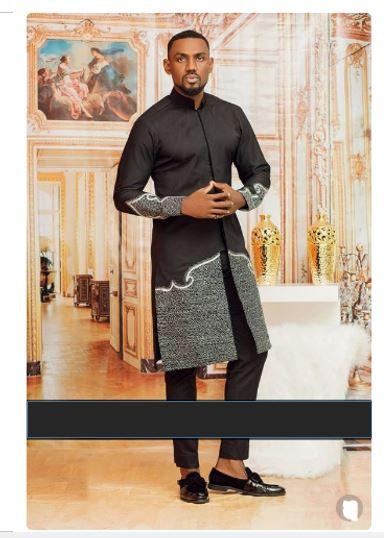 Black Silver African Wedding Mens Suit Best Dashiki Men Attire,Corset Top Wedding Dress