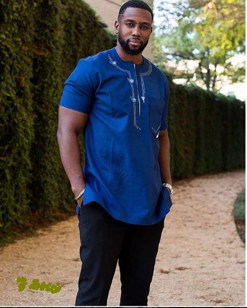 851e0701a05 Nigerian Male Fashion Shirt   African Attire Atlanta   Africa Blooms
