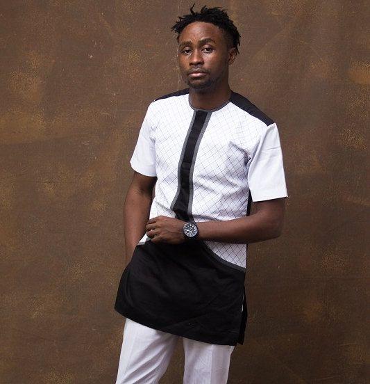 6b4c2bdfd8fa Latest Fashion Styles African Mens Shirt   Dashiki Pants - AFRICABLOOMS