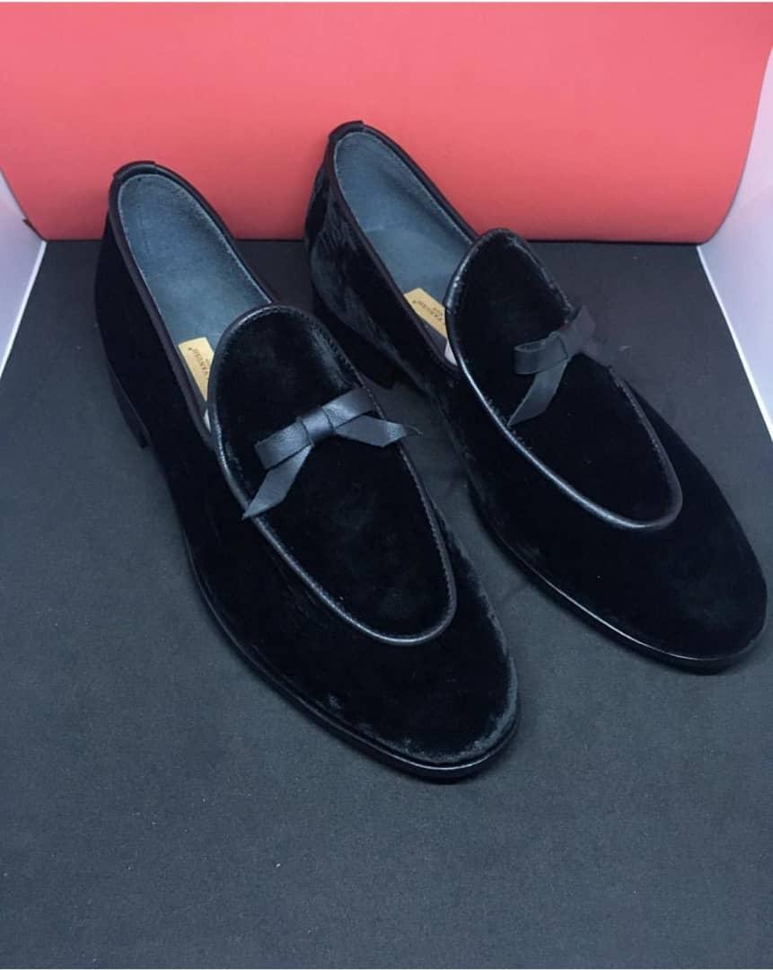 Mens Black Slip On Dress Shoes | Buy