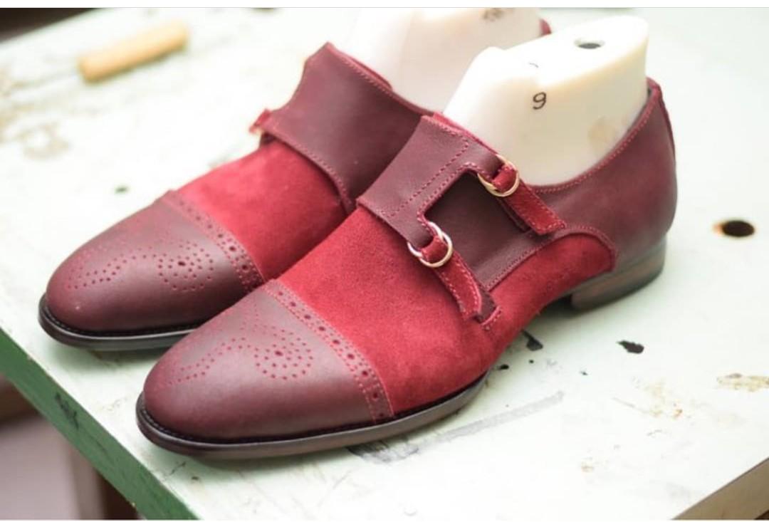official sale sophisticated technologies Sales promotion Mens Burgundy Dress Shoes | Stylish Burgundy Wedding Shoes