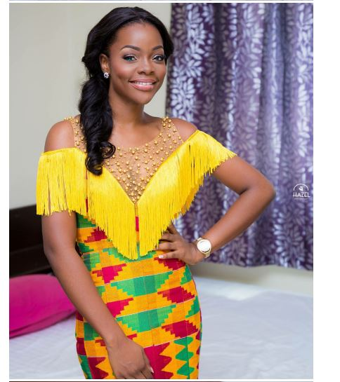 Best Ghana Wedding Traditional Dresses 1 Kente Couple Styles
