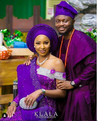 Nigerian Wedding Traditional Dresses
