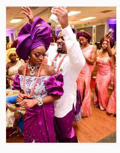 Best Nigerian Wedding Traditional Dresses 1 Top Nigerian Wears
