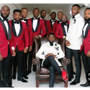 Mens Wedding Suits Tuxedos Africa Blooms